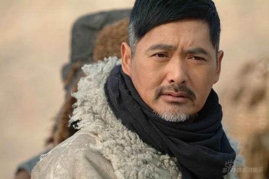 《黄石的孩子》配音完成周润发钦点姜广涛(图)