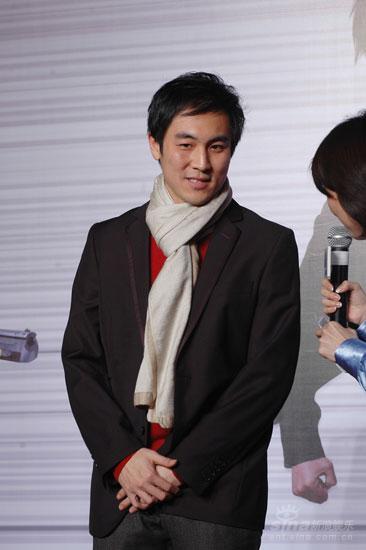 《花花型警》上海宣传狄龙之子力挺谢霆锋(图)