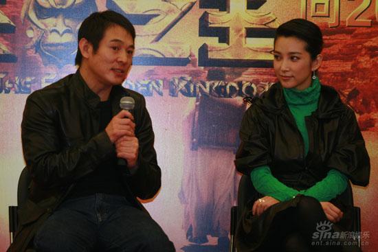 《功夫之王》4月公映华谊壹基金战略合作(图)