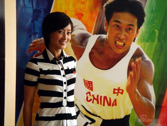 侯咏揭秘《一个人的奥林匹克》赵琳帮出女一号