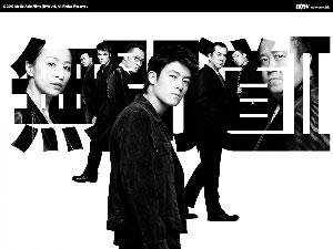 """刘伟强单飞香港电影""""救市铁三角""""解散(图)"""