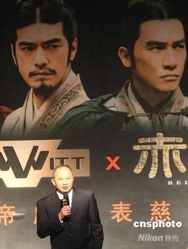 《赤壁》原编剧:吴宇森很认真差在文化底蕴
