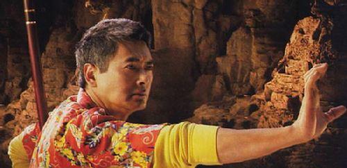 传周星驰《龙珠》拍得差被电影公司腰斩制作
