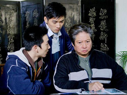 洪金宝张晋出演《武术之少年行》