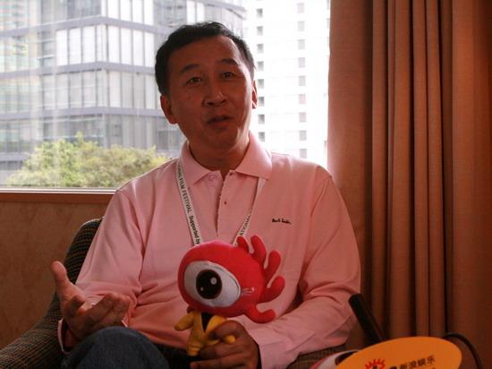 专访冯小宁:国际电影节上获奖就像买彩票(图)