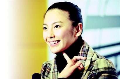 张雨绮:周星驰不是男友是老板