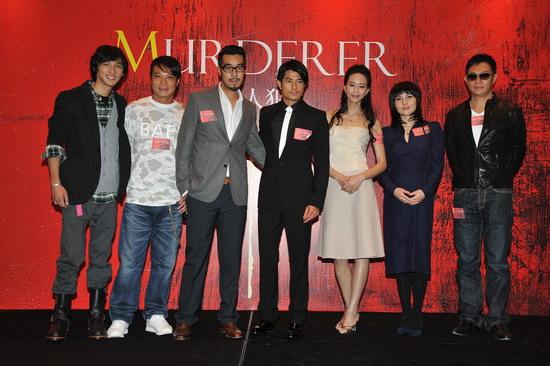 郭富城新片《杀人犯》引争议欲改名《罪与罚》