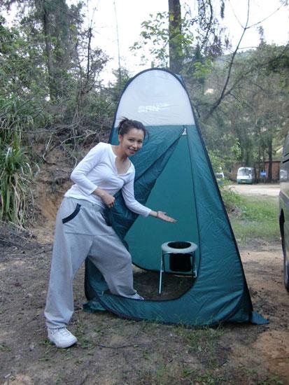 Походные туалеты палатки своими руками