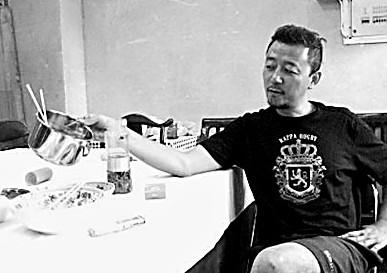 郭涛为演《唐吉可德》速减15公斤(图)