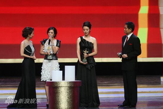 """华表奖最佳新人华丽转身范志博成新科""""影后"""""""