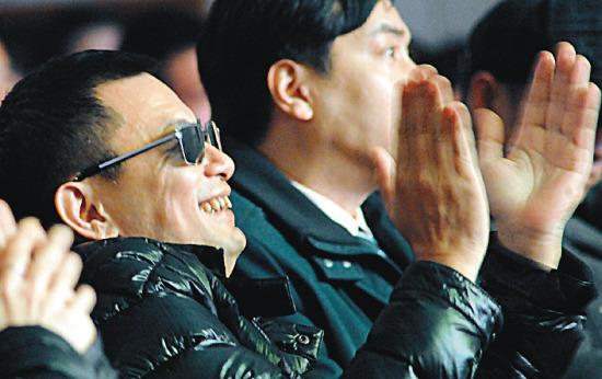 """王家卫来沈选角力邀赵本山出演""""一代宗师"""""""