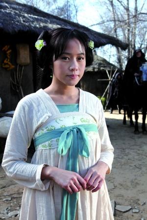 林嘉欣首次出演古装戏变身唐吉可德情人