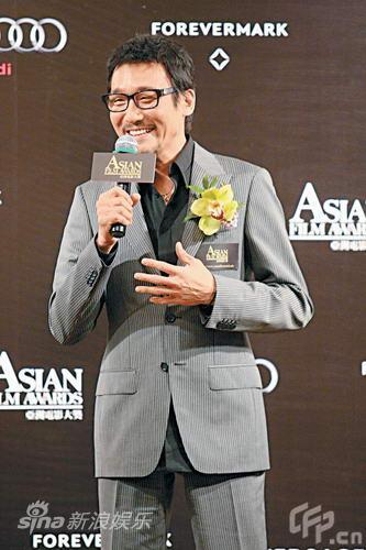《十月围城》获亚洲电影奖6提名梁家辉不偏袒