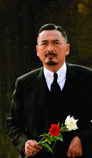 香港电影节开幕《让子弹飞》三巨头造型曝光