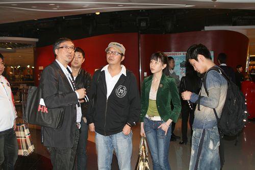 惊悚片《迷城》亮相香港电影节章家瑞会冯炜源