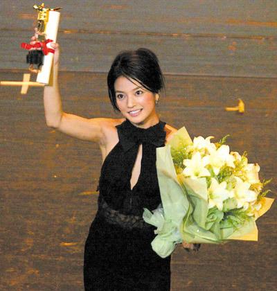赵薇将亮相上海国际电影节产后复出当评委(图)