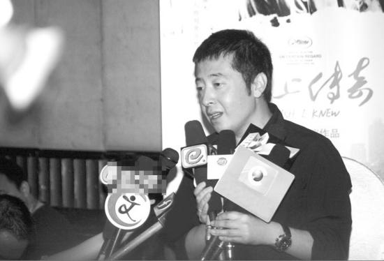 贾樟柯否认《海上传奇》因韩寒遭禁7月2日上映