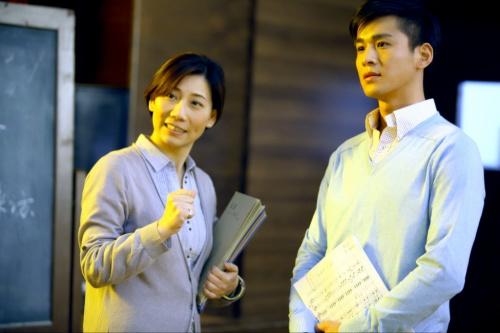 乔振宇挑战大荧幕《恋爱通告》掀起校园风(图)