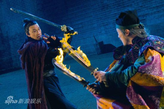 王学圻《剑雨》挑战表演极限情欲戏要美要人性