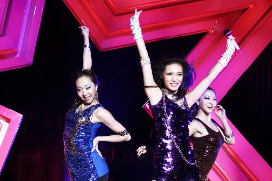 中国版《歌舞青春》热映顾璇舞技超群(图)