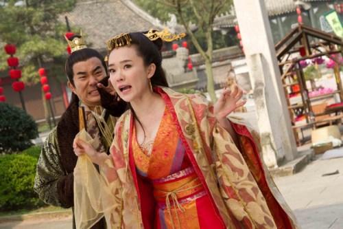 霍思燕任贤齐《龙凤店》上演搞笑两兄妹(图)