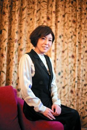 胜木由佳里是一位典型的日本音乐家,安静、优雅。本报记者 郭延冰 摄