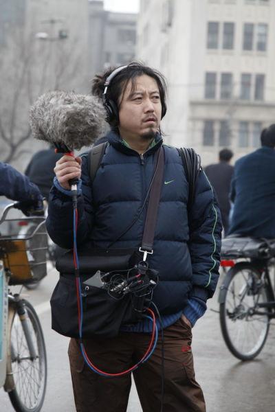 录音师张阳