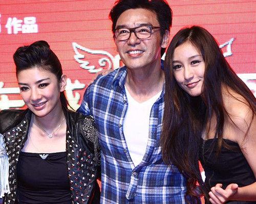 刘羽琦《东成西就2011》活动现场