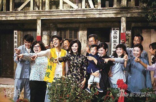 沉殿霞、何守信等主演的《七十二家房客》令粤语对白片复活。