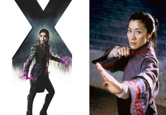征战好莱坞的亚洲女星之范冰冰杨紫琼-双冰领衔征战好莱坞电影的亚