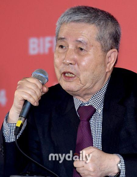 韩国导演林权泽获新加坡电影节终生功劳奖