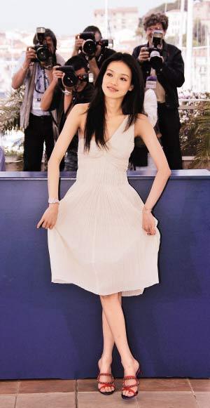 舒淇获邀担任第58届柏林电影节国际评委(附图)