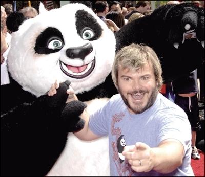 《功夫熊猫》北美地区上映靠中国元素夺冠(图)