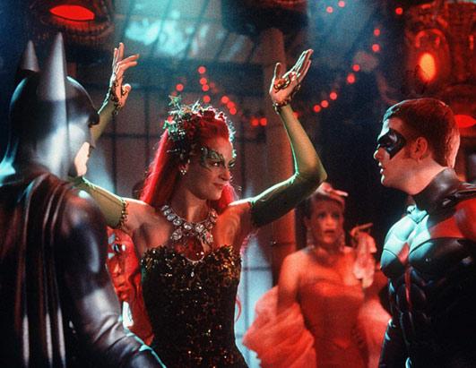 策划:好莱坞超级英雄女郎大比拼之乌玛-瑟曼