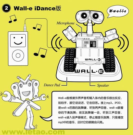机器人瓦力 玩具抢先体验活动正式启动