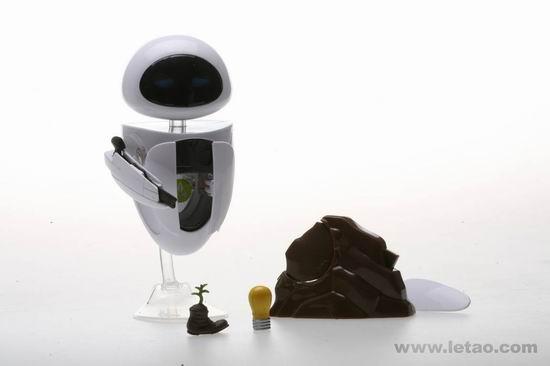 《机器人瓦力》玩具之v玩具伊娃介绍比美女图片