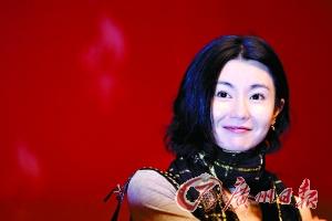 张曼玉有望跟皮特合作传新片将为她改剧本(图)