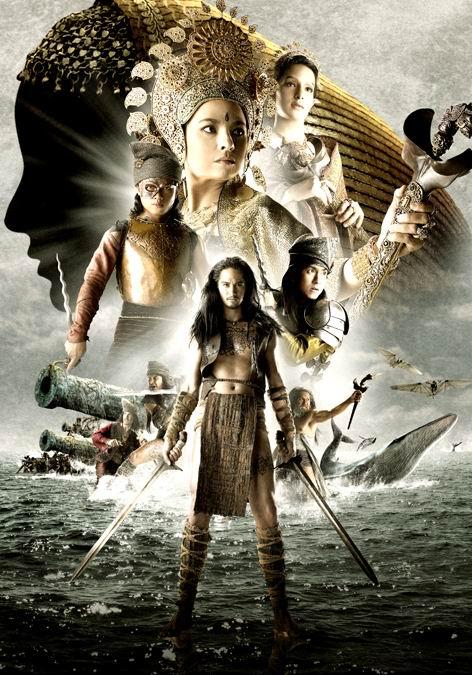 《海上的女皇》游台湾金马影展掀起浓浓泰国风