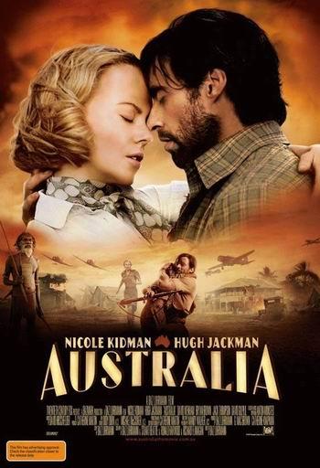 2008年度好莱坞电影哑炮:《澳大利亚》