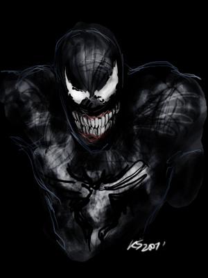 """""""毒液""""在《蜘蛛侠3》中是蜘蛛"""