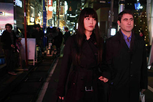 戛纳电影节主竞赛片单详解-《东京之声地图》