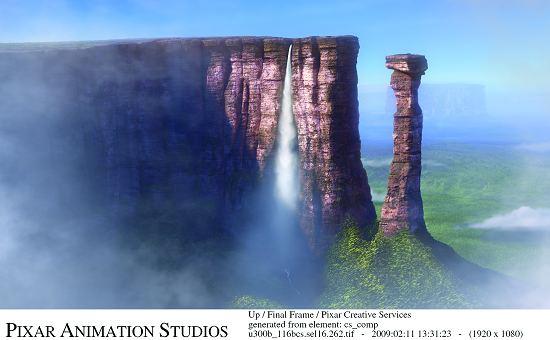 《飞屋》幕后花絮:发现被遗忘的世界(图)