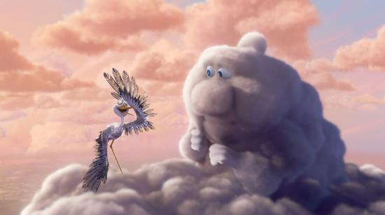 奥斯卡动画短片初选名单揭晓《暴力云》入围