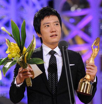 韩娱每周一星:金明敏厚积薄发的青龙影帝(图)