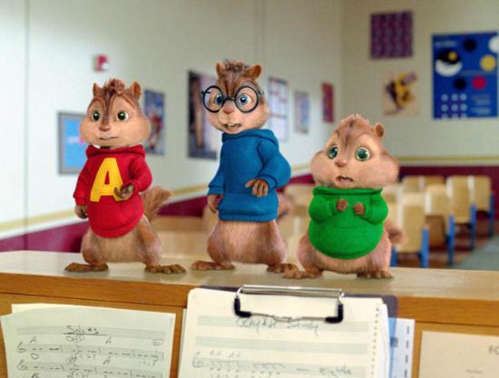 资料:《鼠来宝2》揭秘――花栗鼠的声音制作