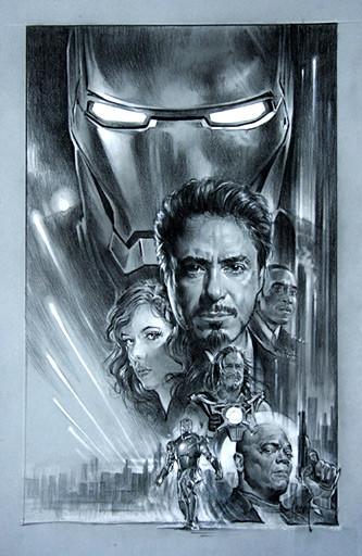 《钢铁侠2》欧洲六国提前上映票房均位居第一