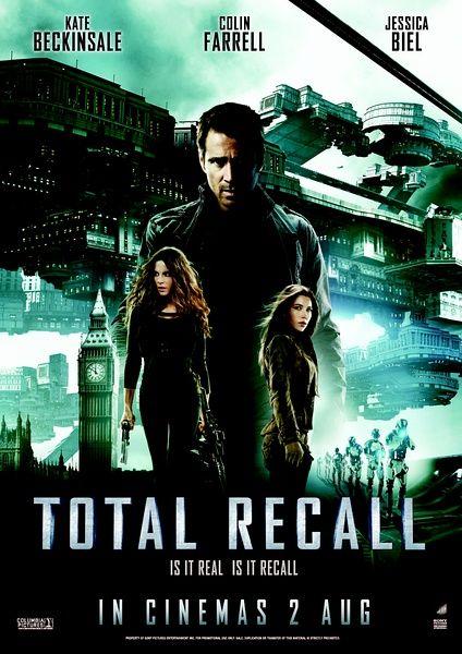【動作】攔截記憶碼線上完整看 Total Recall