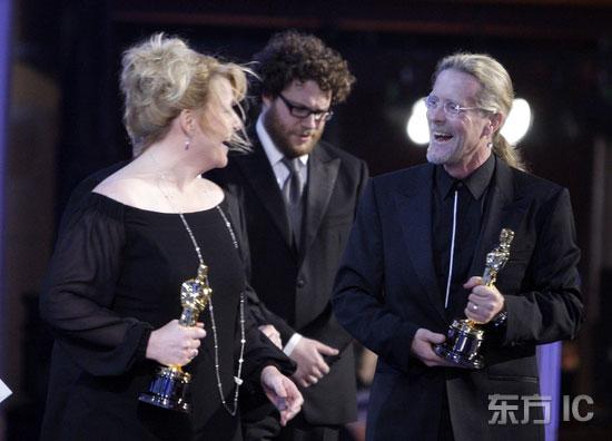 组图:《谍影重重3》获最佳剪辑等三项奥斯卡奖