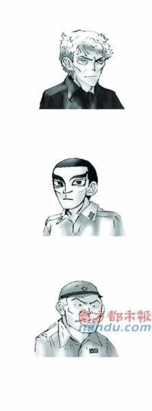 大卫-鲍伊,北野武,坂本龙一