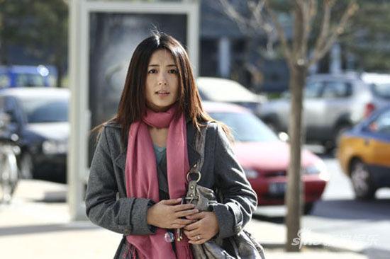 杨童舒在《家有公婆》中饰演韩姗